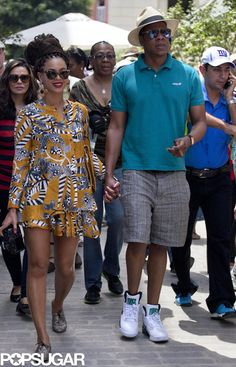 8df9337fd8 Beyoncé and Jay-Z Show PDA During a Trip to Cuba  Beyoncé Knowles and