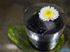 Obsidiana: el coctel con carbón.