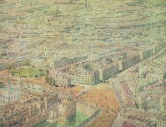 The Rhinebeck panorama was discovered in 1940 in a barrel by a Canadian lady clearing out the attic of her uncle's house. Drawn about 1810, the panorama gives a detailed vista of London. The City of London and Southwark are in the foreground and the scene extends as far as Richmond, with Windsor Castle visible on the horizon.