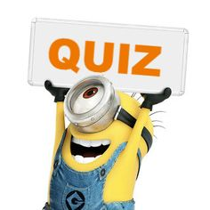 Hey hey! New game is #DespicableMeQuiz so fun. Try make u're the ultimate fan of Despicable Me. http://www.minionfreegames.com/play/despicable-me-quiz.html