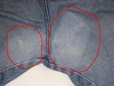 Популярные варианты, как заштопать дырку на джинсах, чтобы ее не было видно