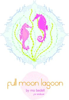 Mo Bedell's next line, for Andover: Full Moon Lagoon