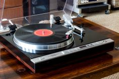 Sony PS-X75 Biotracer Turntable (1979), introduced at the 1979 Tokyo Audio Fair