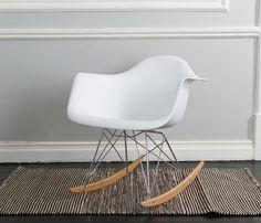 Silla Replica Eames Rocker - Sillas - Sentarse - Muebles