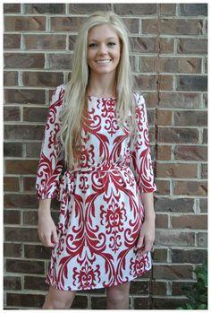 $38.00 Sunday's Best! Paisley print dress