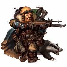 Harsk - Pathfinder