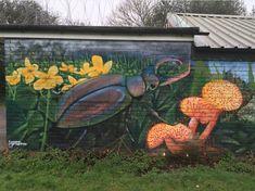 Faunagraphic in Birmingham, UK, 2018, detail