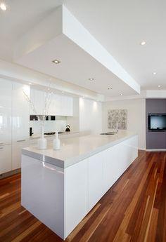 Roseville - modern - Kitchen - Sydney - Art of Kitchens Pty Ltd