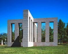 """Sol LeWitt, """"Concrete Blocks"""""""
