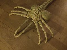 Hi all, I'm almost done finishing a facehugger kit, and wanted to share the progress with you. :) For many years I'd wanted a cool life-sized facehugger. Conquest Of Paradise, Scary Characters, Aliens, Diorama, Egg, Lion Sculpture, Queen, Film, Halloween
