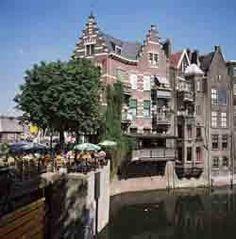 Delfshaven Rotterdam NL