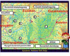 Fotó itt: Magyarország felszíni formái, domborzata, interaktív tananyag 3-4. osztály - Google Fotók Map, Google, Location Map, Maps