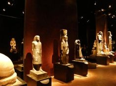 artifacts -egyptian museum