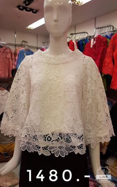 New Sewing Simple Dresses Sleeve Ideas Kebaya Lace, Kebaya Dress, Batik Dress, Lace Dress, Sewing Clothes Women, Clothes For Women, Kebaya Modern Dress, Filipiniana Dress, Dress Brokat