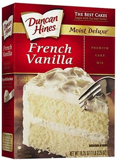 Tres Leches Cake Recipe With French Vanilla Cake Mix
