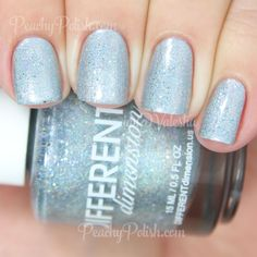 Different Dimension No One Elsa But You | Winter 2014 Collection | Peachy Polish