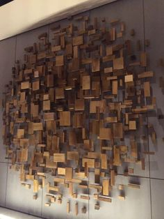 Wall Decor Concept Stylegarage Modern Furniture Toronto Vancouver Wooden Pinterest And