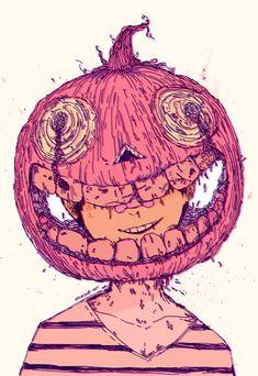 Art Sketches, Art Drawings, Wie Zeichnet Man Manga, Vent Art, Arte Obscura, Creepy Art, Horror Art, Oeuvre D'art, Cartoon Art