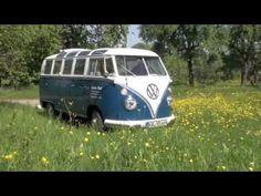 Volkswagen bus - Klassiekerweb