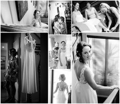 Bride getting dresses for the wedding at her family home in Christchurch Unique Wedding Venues, Garden Wedding, The Hamptons, New Zealand, One Shoulder Wedding Dress, Home And Family, Bride, Wedding Dresses, Outdoor