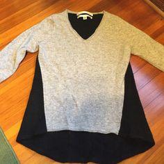 Selling this Max studio color block cashmere sweater in my Poshmark closet! My username is: schin. #shopmycloset #poshmark #fashion #shopping #style #forsale #Max Studio #Sweaters
