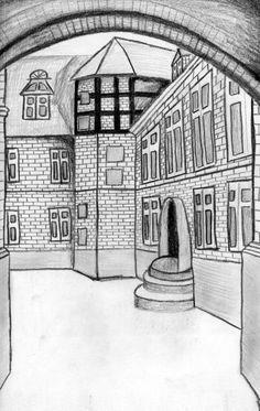 Schloss Landestrost in dem Buch Mi Ra Ma. Katakomben des Schlosses fuehren in eine andere Welt.  #ebook #Neustadt #buchtipp #kinderundjugendbuch