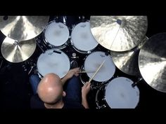 VF Artist Louie Palmer shares a sixteenth-note triplet exercise made famous by Buddy Rich which can help your mechanics getting around the drums, or as a hig. Cello, Violin, Drums Beats, Drum Solo, Drum Lessons, How To Play Drums, Double Bass, Clarinet, Drummers