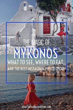 Travel to Mykonos Greece Greece Cruise, Greece Vacation, Greece Travel, Greece Itinerary, Greece Trip, Greece Honeymoon, Visit Greece, Cruise Vacation, Vacation Trips