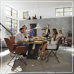 Musterring NEVIO Speisezimmer | dining room