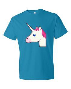 660f36e191f Unicorn Emoji-T-Shirts-Swish Embassy Unicorn Emoji