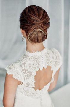 Steal-Worthy Wedding Hair Ideas - Belle The Magazine