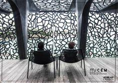 Reportage :: Le Mucem et la Villa Méditerranée, Marseille ©www.adelap.com