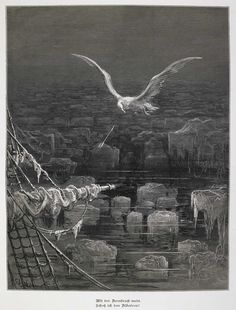 The Ancient Mariner illustrations by Gustave Doré - The British Library