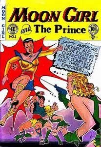 Moon Girl and the Prince Comic Book 2015 - Canton Street Press Best Comic Books, Comic Movies, Comic Books Art, Book Art, Most Expensive Comics, Sci Fi Comics, Superhero Movies, Classic Comics, Panel Art