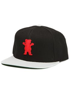 Grizzly Grip Snapback
