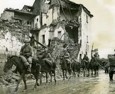 US Cavalry at Anzio - Armchair General and HistoryNet >> The Best Forums in History