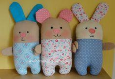Chvíľka pre mamu: Ďalšie šité hračky (Another handmade soft toys)