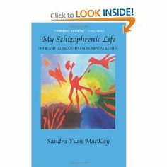 Early in her life, Sandra started to exhibit the typical symptoms of this disease which came as a surprise to her unsuspecting family. Her book chronicles her struggles, hospitalizations, encounters with professionals, return to school, eventual marriage, and success as an artist, writer and advocate.