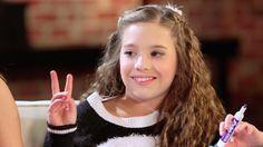 "Mackenzie Ziegler Dance Moms Season 5 Clips ""Dance Moms Slumber Party: The Name Game"""