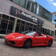 #repassesdecarros - . ⚠️ NOVIDADE NO ESTOQUE ⚠️ 🏁 Ferrari 430 Spider, 2005/2005 com APENAS 19.000km !! Importa… #carrosavenda