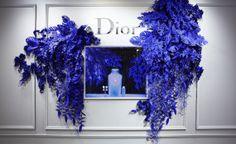 Obra de Wanda Barcelona. Colaboración con Dior