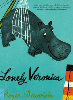 Lonely Veronica by my vintage book collection (in blog form), via Flickr