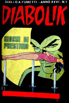 Luciana Giussani (19 April 1928  31 March 2001 Italy) was a comics writer and publisher. Luciana Giussani (19 April 1928  31 March 2001 Italy) was a comics writer and publisher. In 1962 her sister Angela Giussani (10 June 1922  12 February 1987) founded the publishing house Astorina whose first title was her own creation Diabolik. Luciana joined the company the following year also writing for Diabolik. She stayed until her retirement in 1999 having taken over as publisher on Angelas death in…