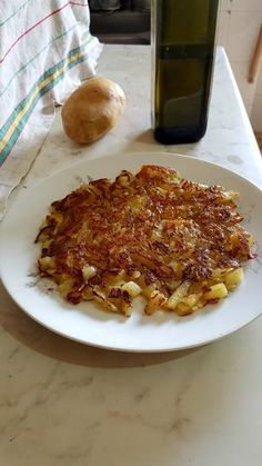Rosti+di+patate Italian Recipes, Vegan Recipes, Cooking Recipes, Buffet, Eat Smart, Lunches And Dinners, Soul Food, Lasagna, Macaroni And Cheese