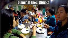 We Are Going Home and Having Dinner at Snoul District in Kratie Province