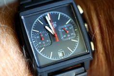 Custom Heuer Monaco 74033N- will it inspire a re-edition?