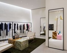 Clothing Store display& Boutique store Design & Retail Store design