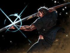 Gladiolus Final Fantasy XV