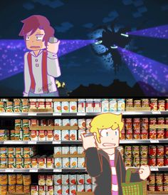 THERE'S JUST MORE SOUP by milieus.deviantart.com on @DeviantArt