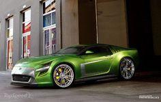 Jakusa Bossco Concept Car | Concept Cars